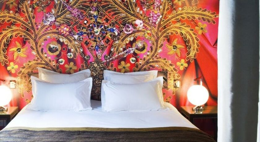 hotel du petit moulin paris france my boutique hotel. Black Bedroom Furniture Sets. Home Design Ideas