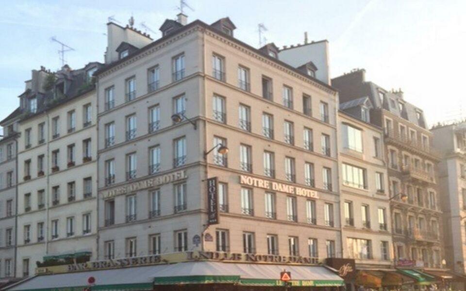 Hotel le notre dame saint michel a design boutique hotel for Hotel notre dame paris