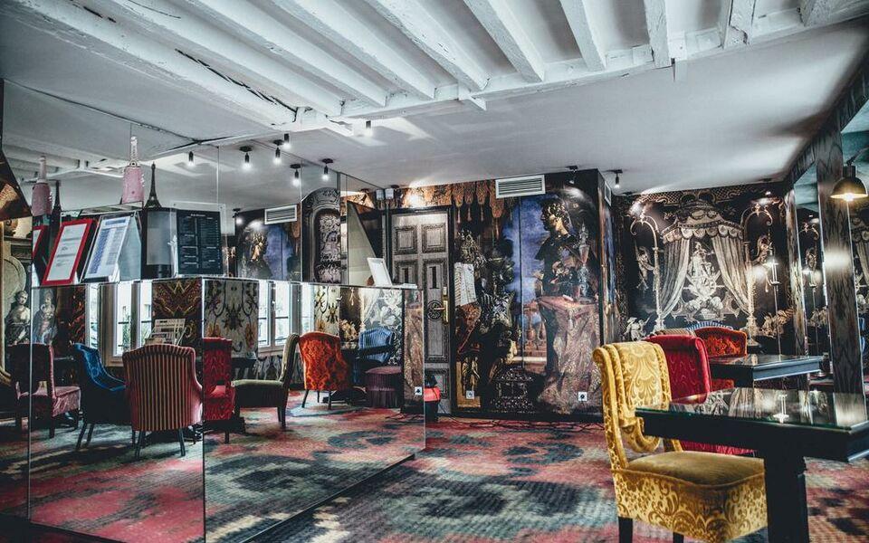 Hotel le notre dame saint michel a design boutique hotel for Boutique hotels france
