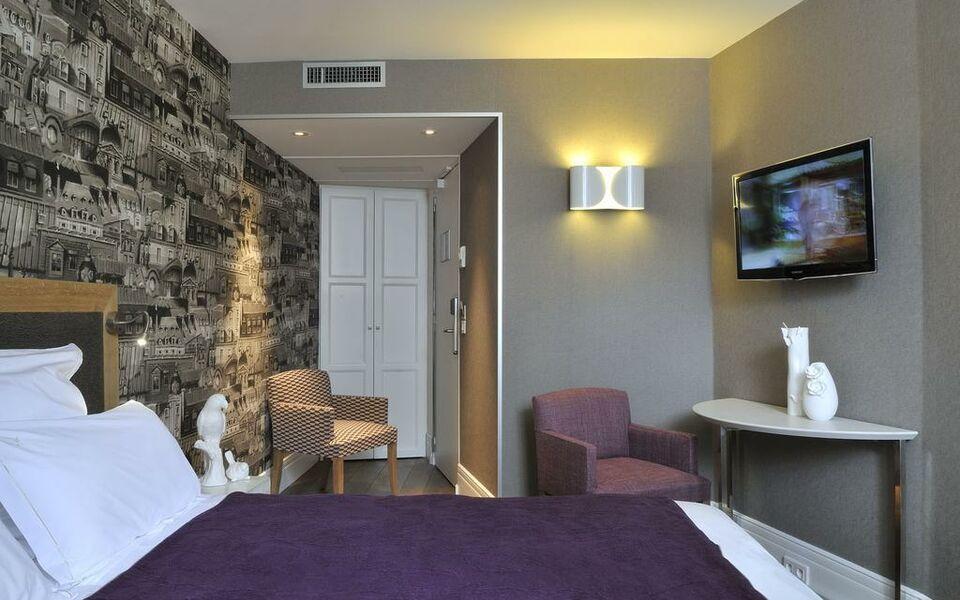 Hotel la villa saint germain des pr s paris france my - Hotel avec piscine pres de paris ...