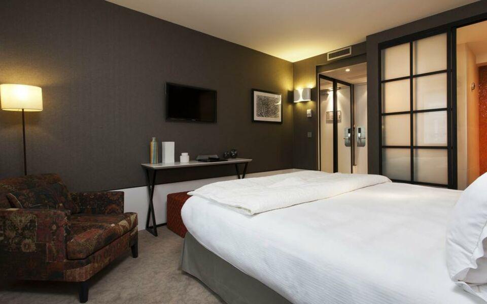 Hotel Villa Rue Jacob Paris
