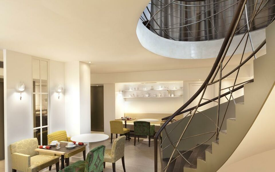 Hotel la villa saint germain des pr s a design boutique for Design hotel des francs garcons saintes