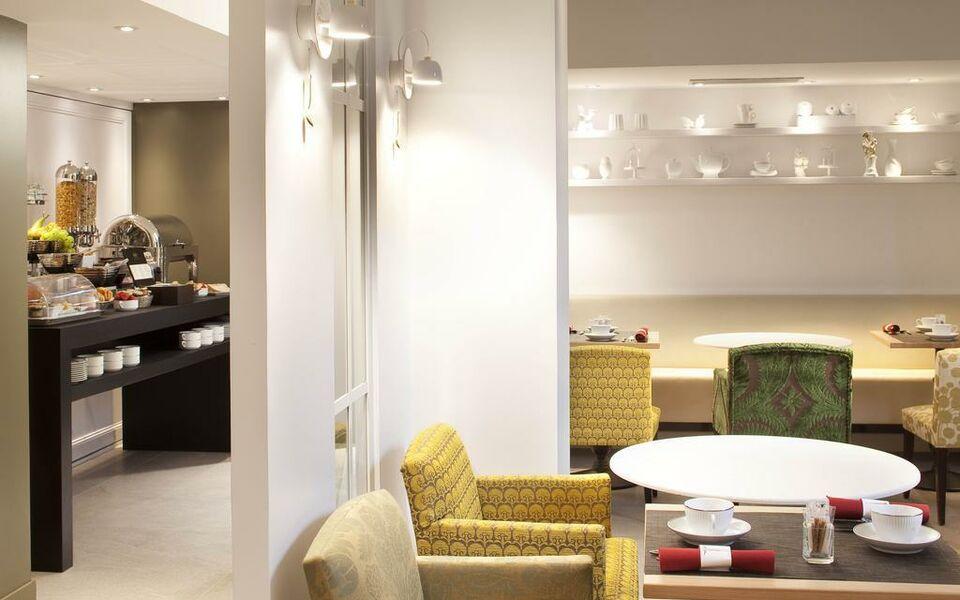 Small Boutique Hotels Paris Left Bank