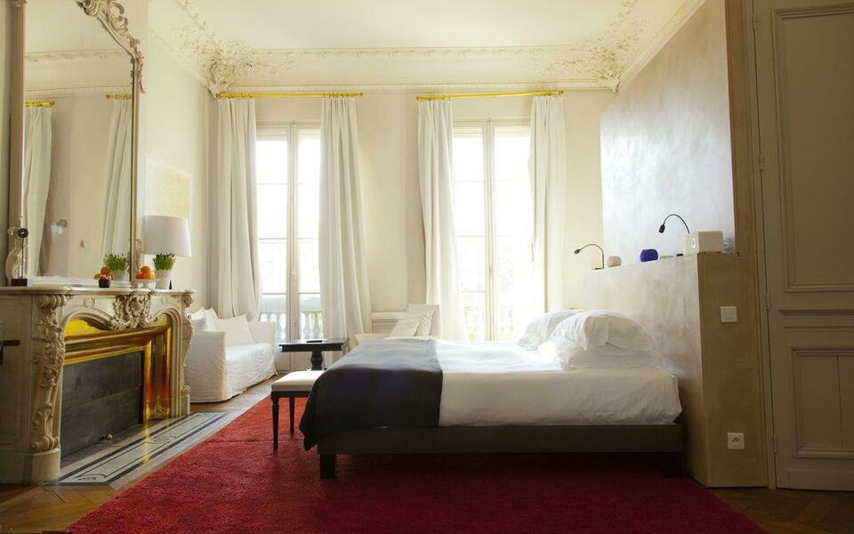 L 39 h tel particulier a design boutique hotel bordeaux france for Boutique hotel bordeau