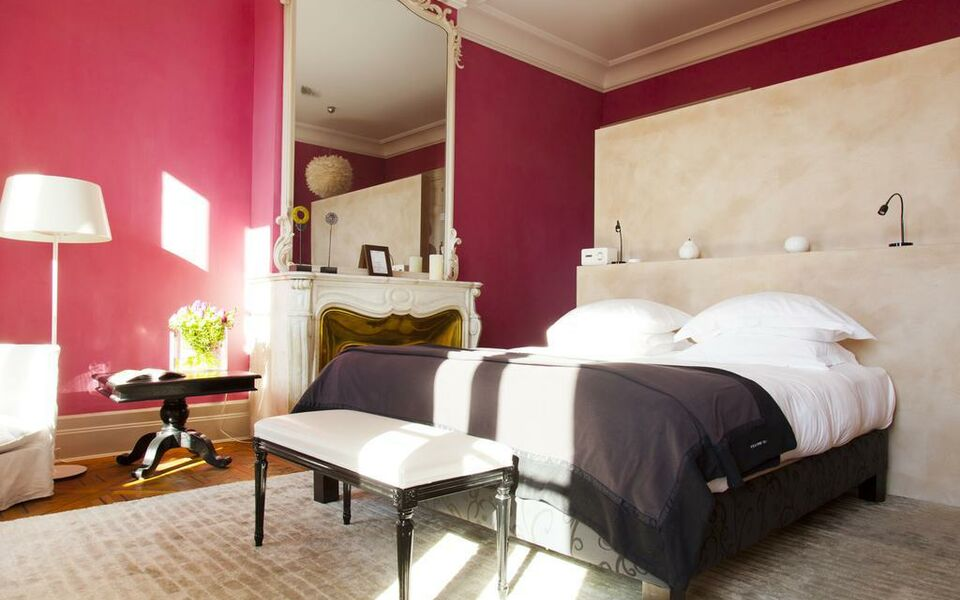 L 39 h tel particulier a design boutique hotel bordeaux france for Hotel bordeaux boutique