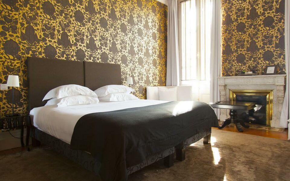 l 39 h tel particulier bordeaux frankreich. Black Bedroom Furniture Sets. Home Design Ideas