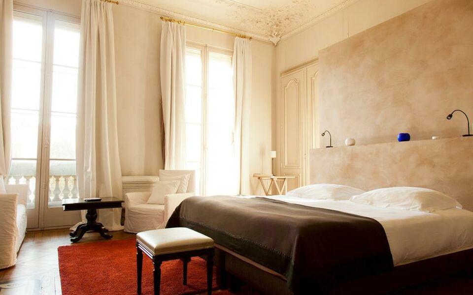 L 39 h tel particulier a design boutique hotel bordeaux france for Hotel design bordeaux