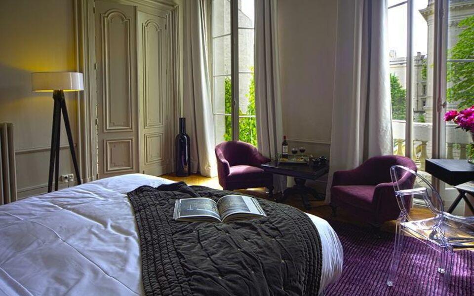 L 39 h tel particulier bordeaux france my boutique hotel for La boutique bordeaux hotel