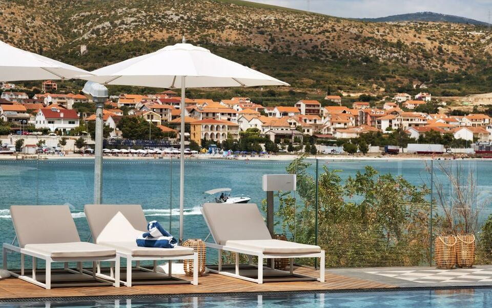 Hotel brown beach house spa trogir croatie my for Boutique hotel intermezzo 4 pag croatie