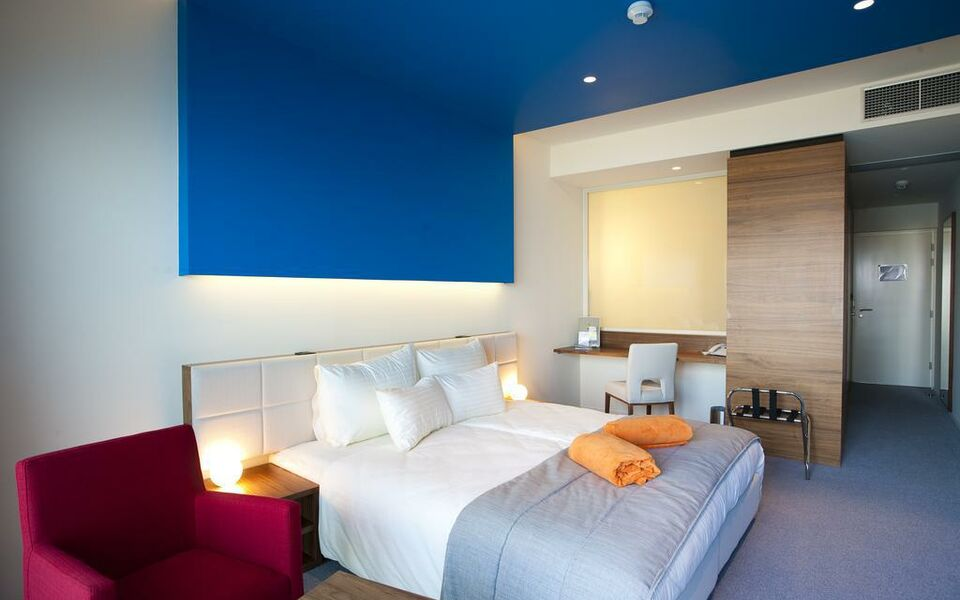 Hotel split a design boutique hotel podstrana croatia for Design hotel croatia