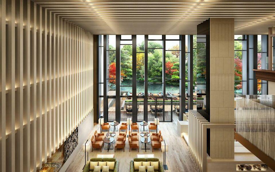 Four seasons hotel kyoto a design boutique hotel kyoto japan for Design hotel kyoto