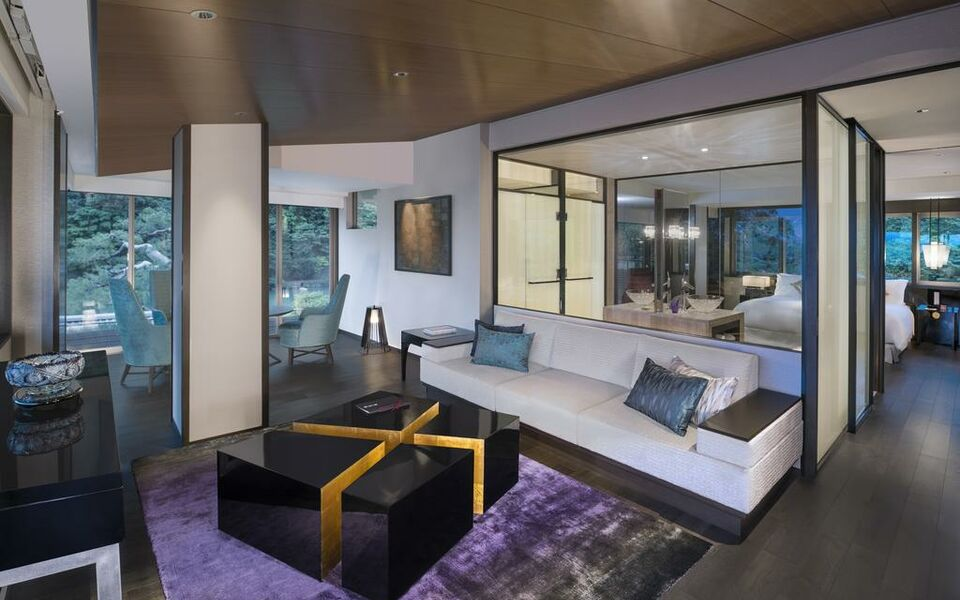 Suiran a luxury collection hotel kyoto a design for Boutique hotel collection