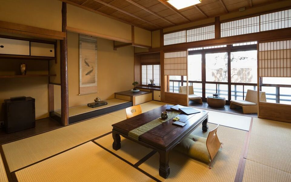 NAZUNA Kyoto Nijotei Service Dedication a Design Boutique