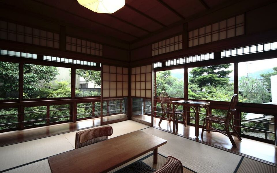 ryokan genhouin kyoto japan