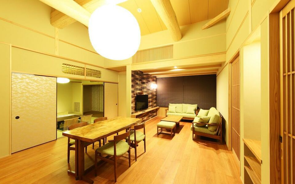 Small luxury ryugin a design boutique hotel kyoto japan for Small boutique resorts