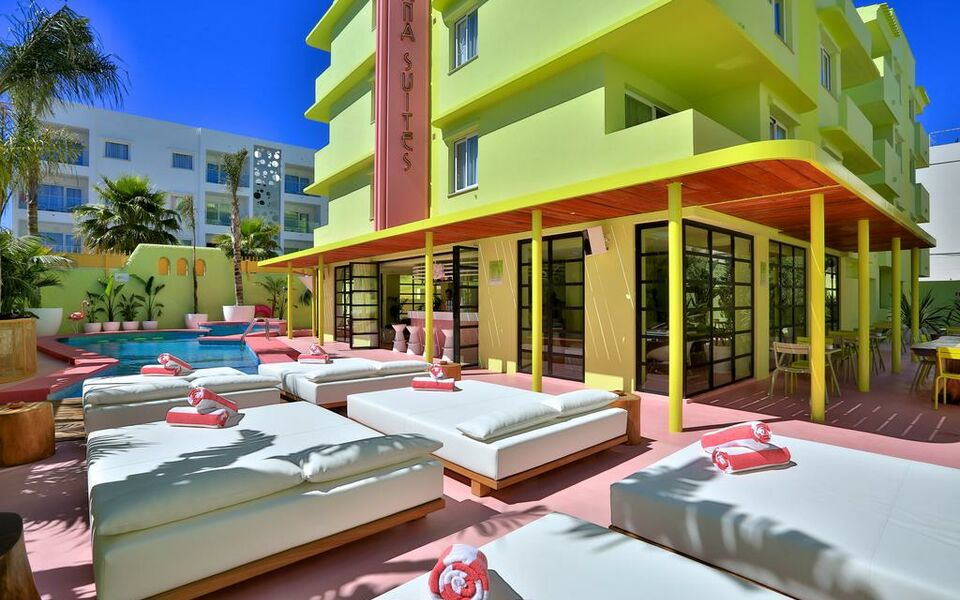 Tropicana ibiza coast suites a design boutique hotel for Design boutique hotels ibiza