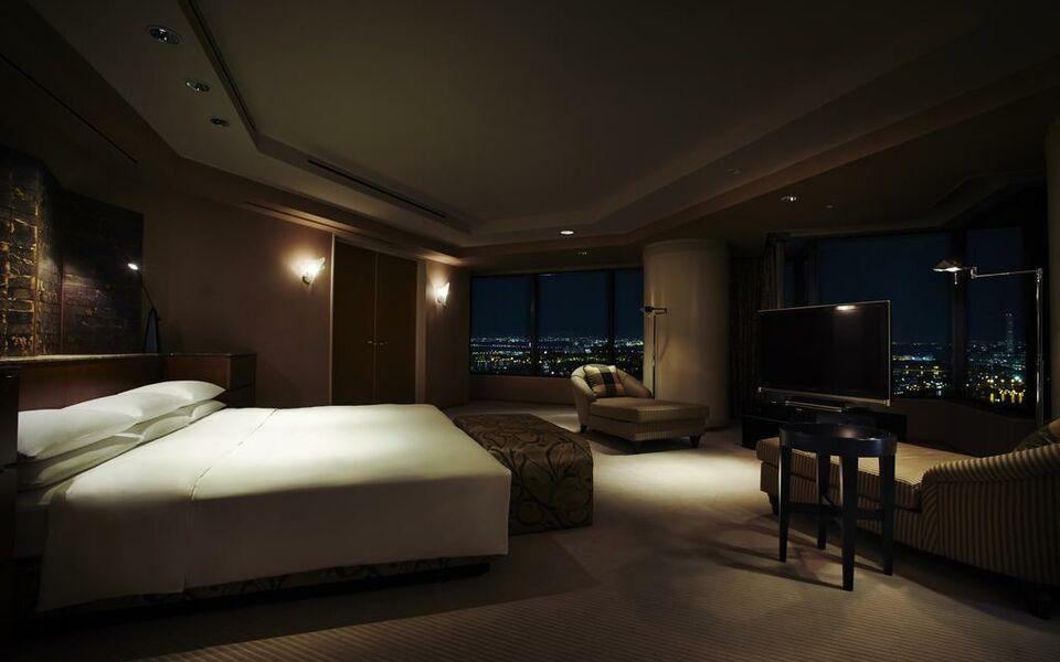 Hyatt regency osaka osaka japan for Boutique hotel osaka
