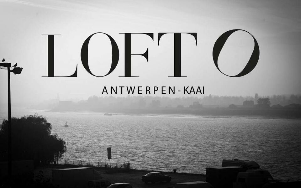 The O Loft, Antwerp, City center (1)