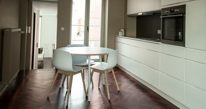 Citizen Jane Apartment, Antwerp (6)