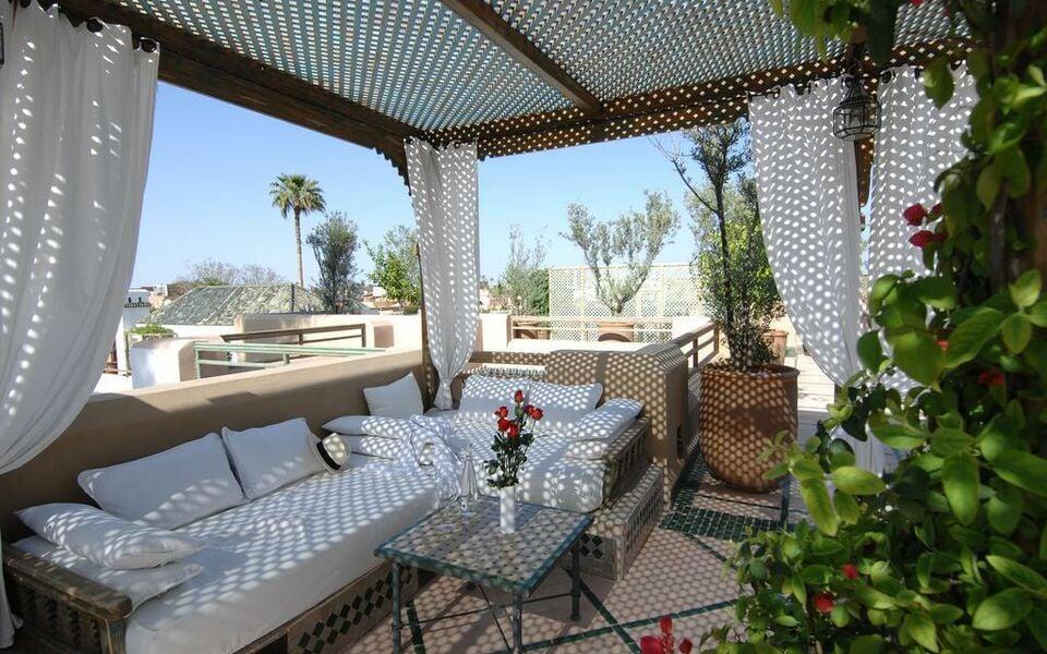 Les jardins de la m dina a design boutique hotel - Les jardins de marrakech ...