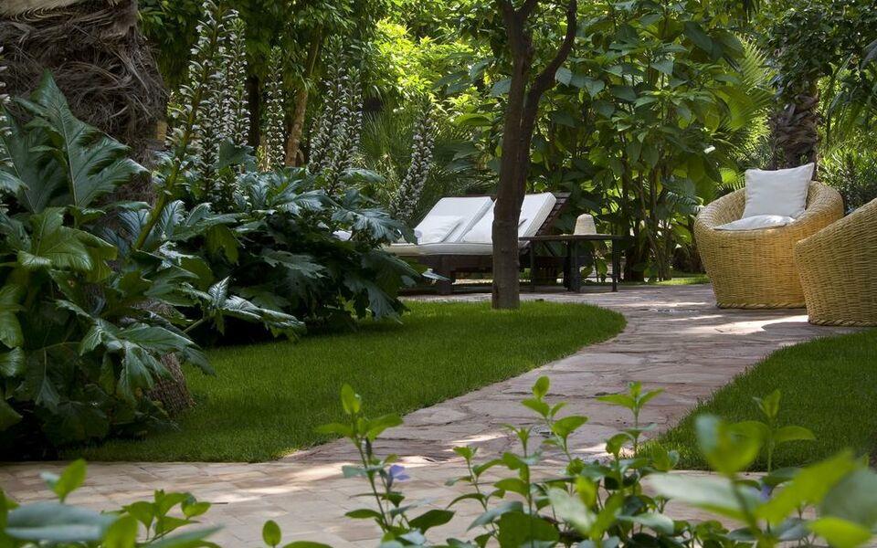 les jardins de la m dina a design boutique hotel marrakech morocco. Black Bedroom Furniture Sets. Home Design Ideas