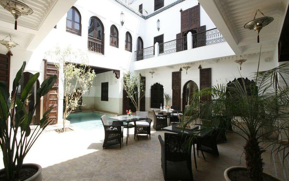 Riad Assakina A Design Boutique Hotel Marrakech Morocco