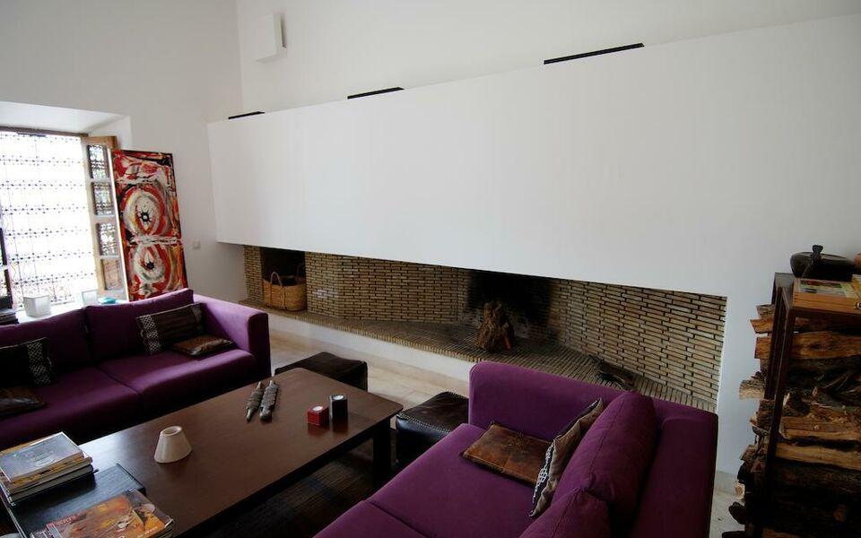 Riad up a design boutique hotel marrakech morocco for Design hotel marrakech