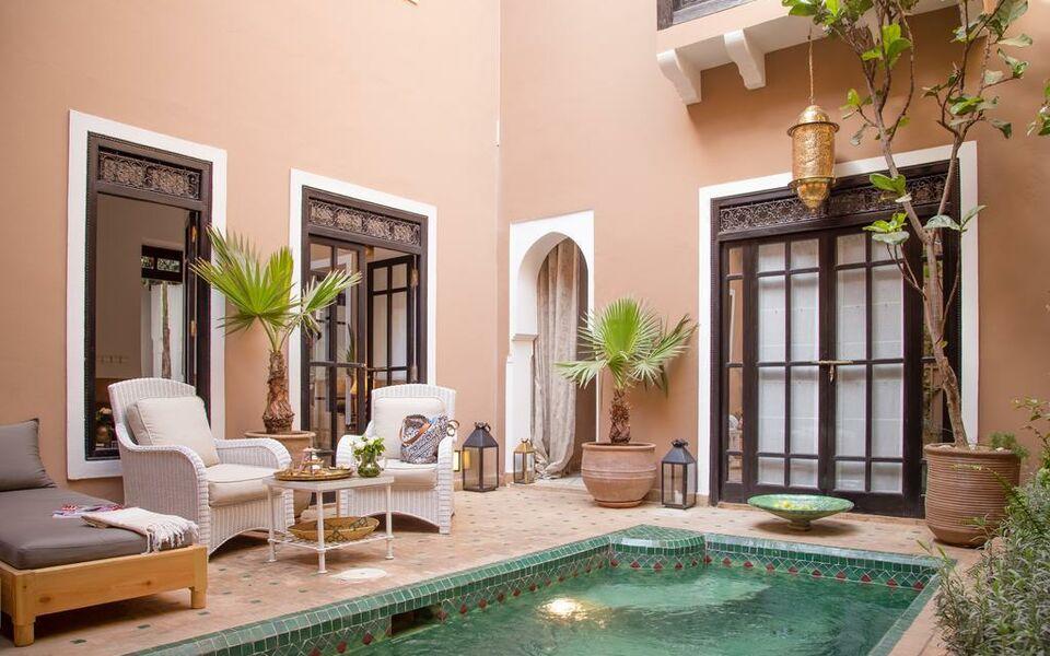 Boutique Hotels Marrakesch Medina