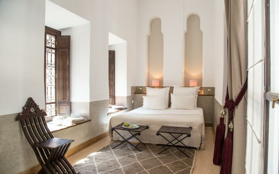 Riad olema et spa a design boutique hotel marrakech morocco for Design hotel marrakech