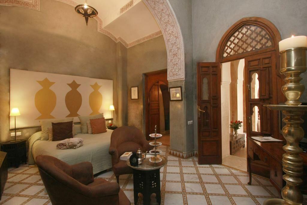La Villa Nomade Restaurant Marrakech
