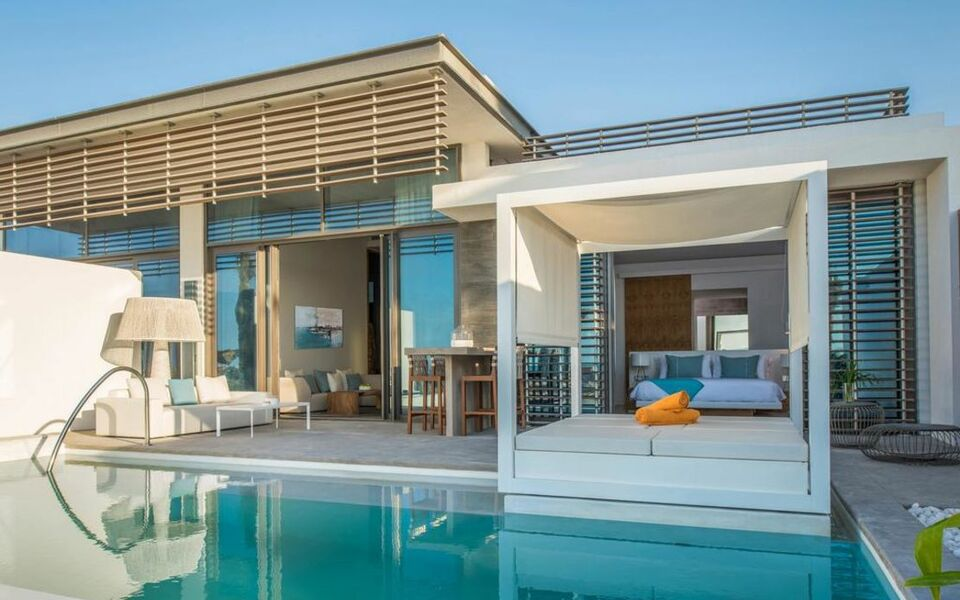 Nikki beach resort spa dubai dubai mirats arabes unis for Boutique spa dubai