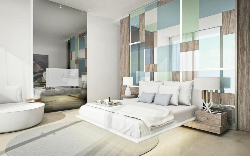 Nikki beach resort spa dubai a design boutique hotel for 7 shades salon dubai