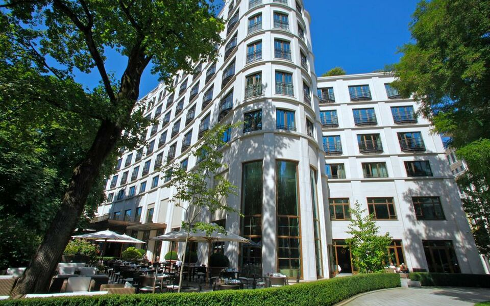 Rocco forte the charles hotel a design boutique hotel for Ma boutique hotel