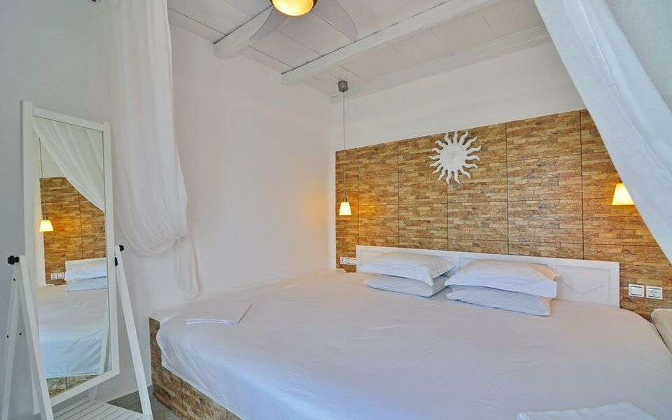Niki savvas a design boutique hotel milos greece for Boutique hotel milos