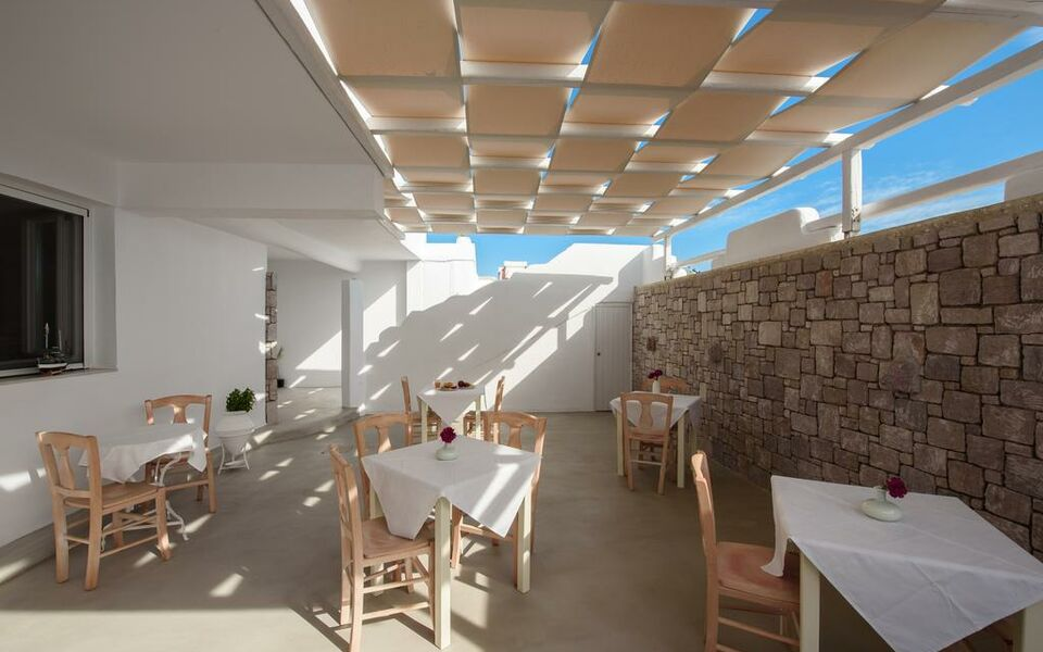 Tania milos a design boutique hotel milos greece for Boutique hotel milos