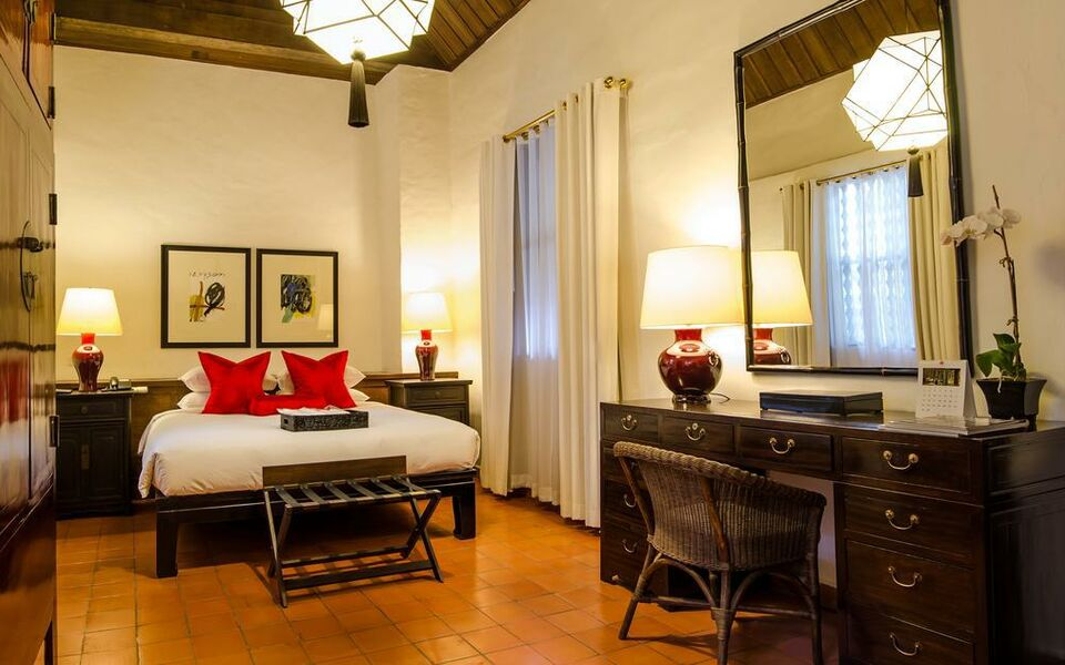Rachamankha a design boutique hotel chiang mai thailand for Secret boutique hotels