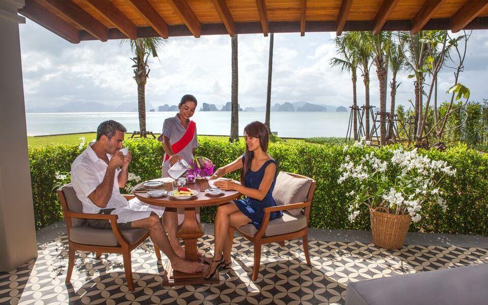 Ani villas thailand koh yao noi tha lande my boutique for Boutique hotel ani