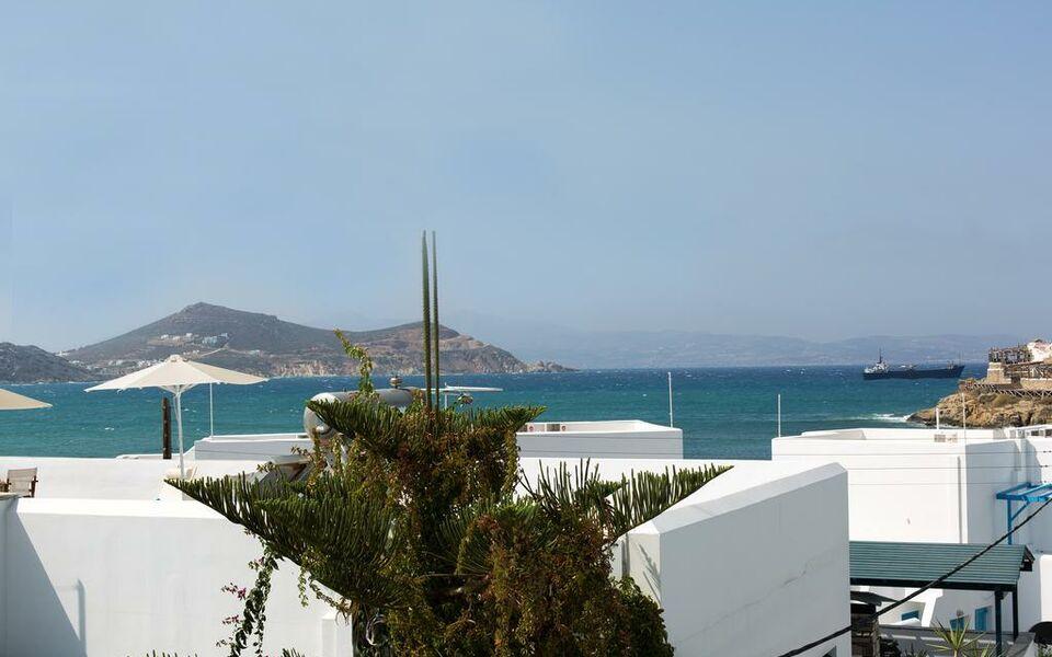 Korali boutique hotel naxos griechenland for Boutique hotel griechenland