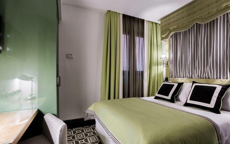 Room mate anna a design boutique hotel barcelona spain for Design hotel barcelona