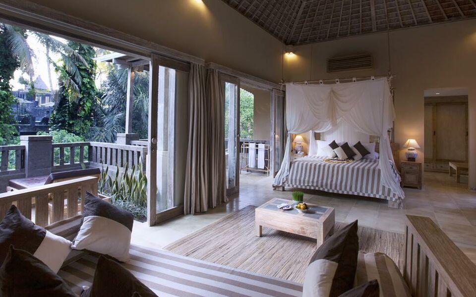 Wapa di ume resort spa a design boutique hotel ubud for Ubud boutique accommodation
