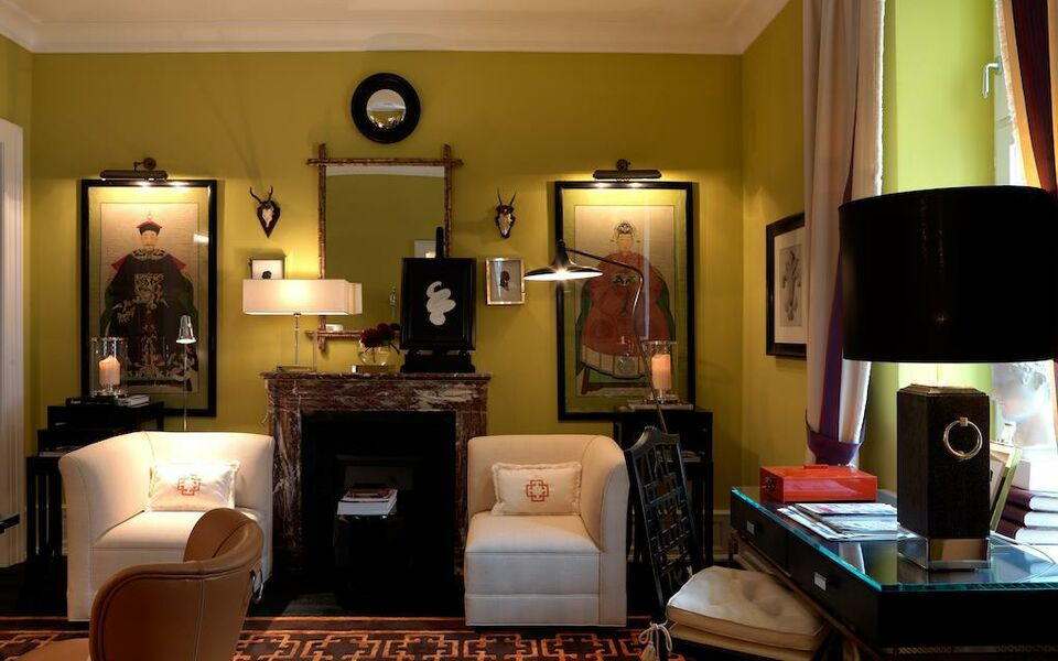 Boutique Hotel Heidelberg Suites - Small Luxury Hotels of the World ...