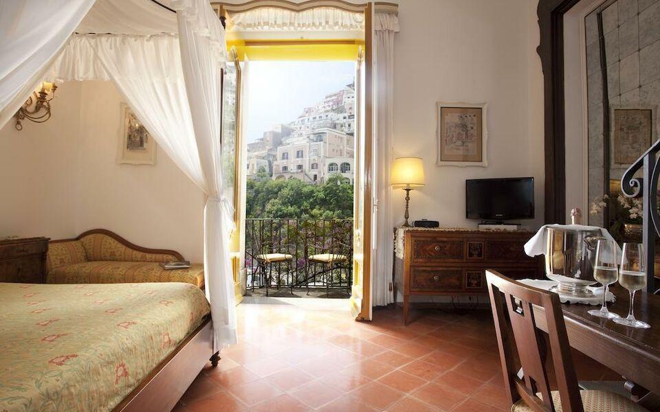 Hotel palazzo murat a design boutique hotel positano italy for Design hotels italien