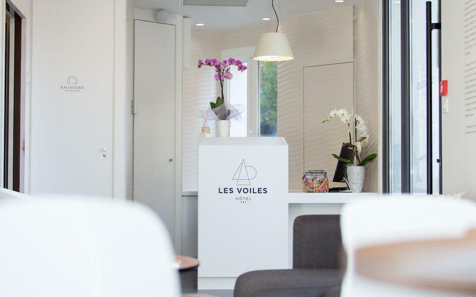 Hôtel Les Voiles, a Design Boutique Hotel Toulon, France