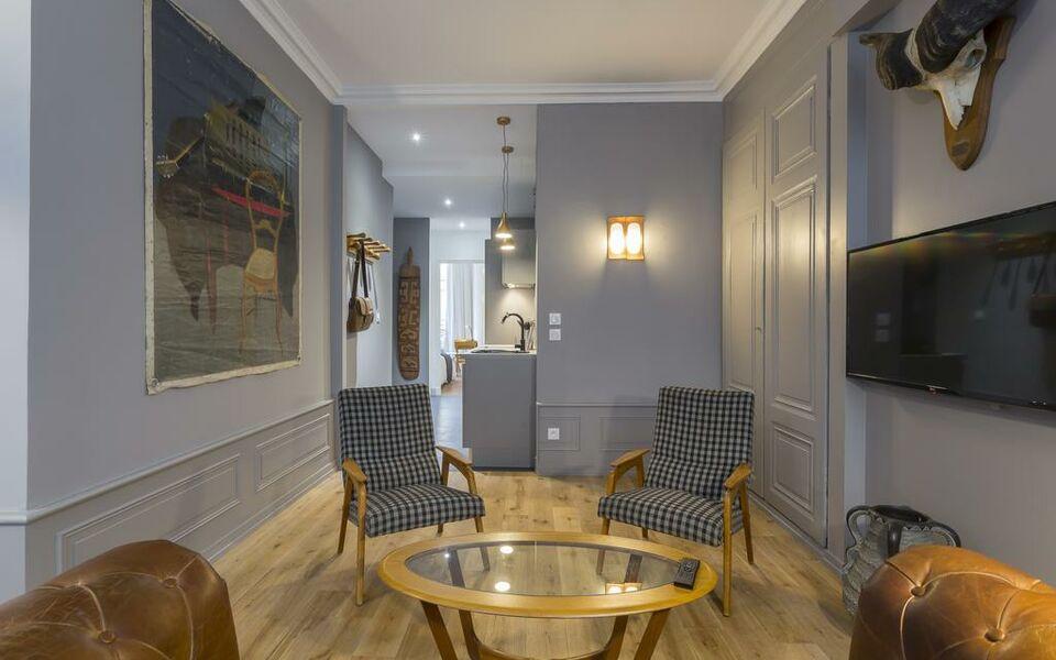Apt romarin a design boutique hotel lyon france for Lyon hotel design