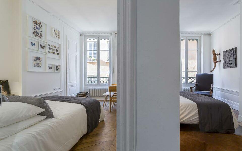 Apt romarin a design boutique hotel lyon france for Boutique hotel lyon