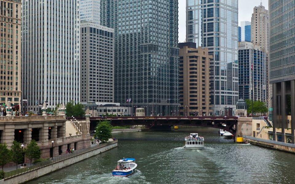 Renaissance chicago downtown hotel chicago vereinigte for Boutique hotels chicago michigan avenue
