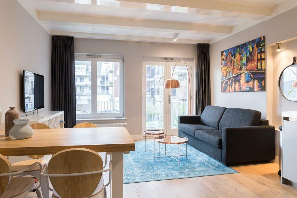 cityden old centre serviced apartments amsterdam niederlande. Black Bedroom Furniture Sets. Home Design Ideas