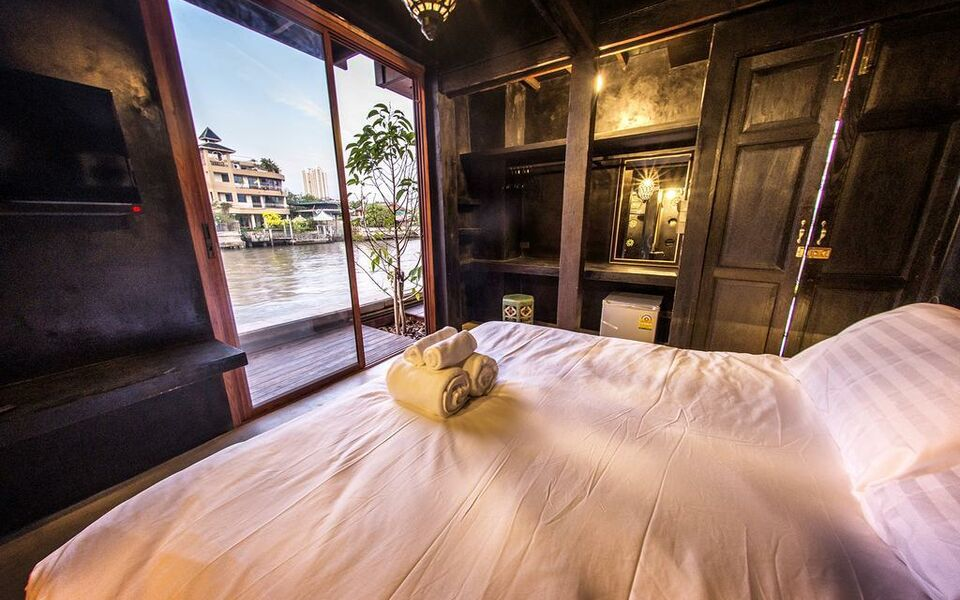 Siamotif boutique hotel a design boutique hotel bangkok for Design boutique hotels venetien