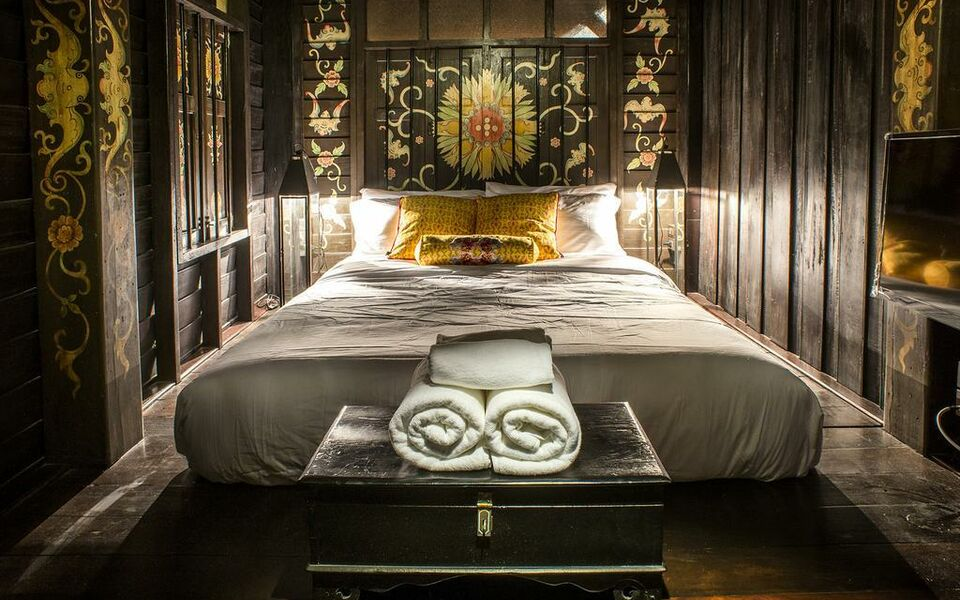 Siamotif boutique hotel a design boutique hotel bangkok for Design boutique hotel alacati