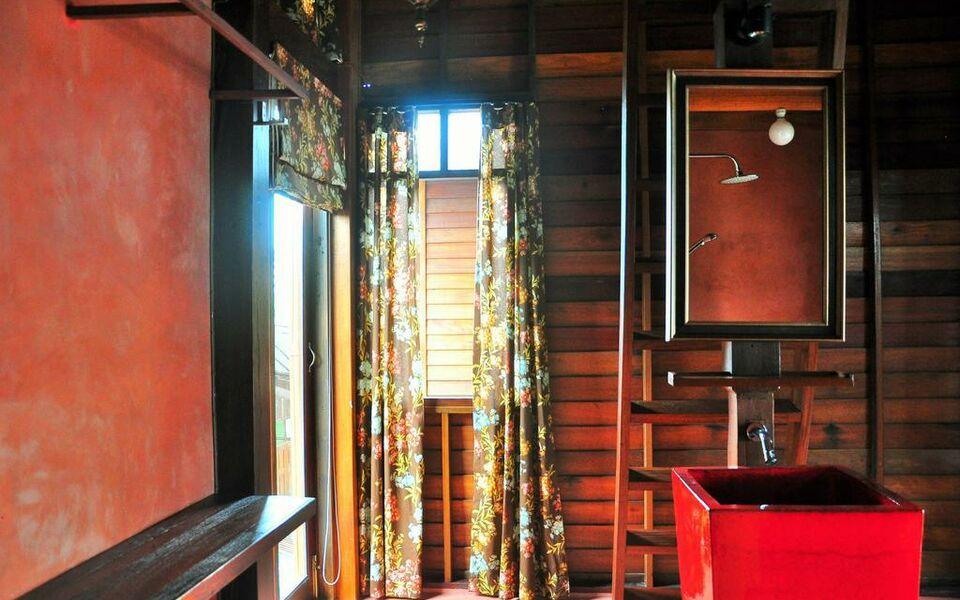Siamotif boutique hotel a design boutique hotel bangkok for Design boutique hotel rimini